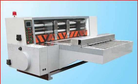 XULIN-C series automatic computerized printer slotter die cutter machine
