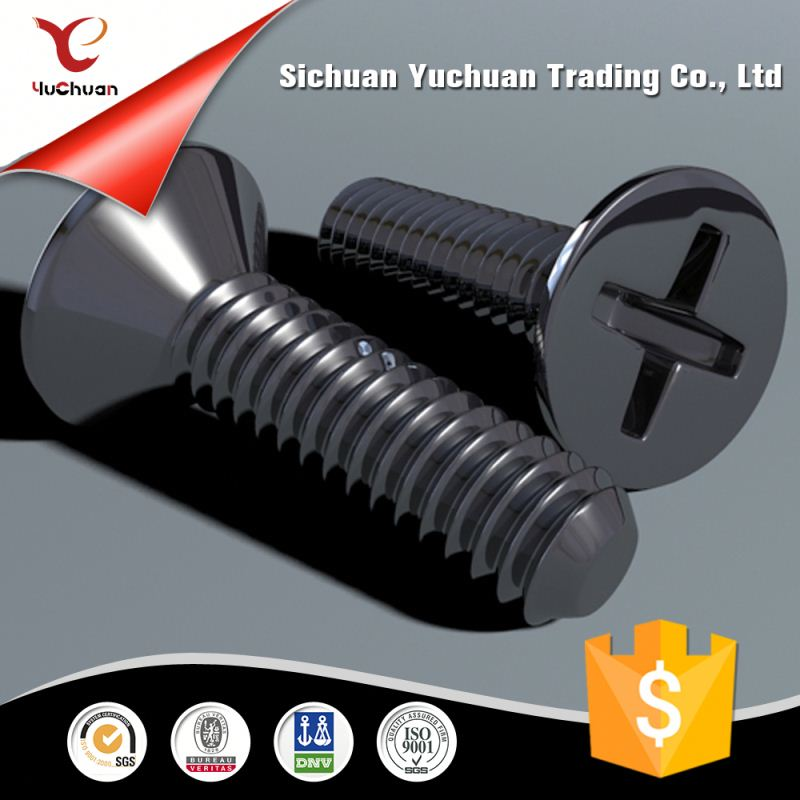 M6 M8 Stainless Steel 304 T Head Bolt