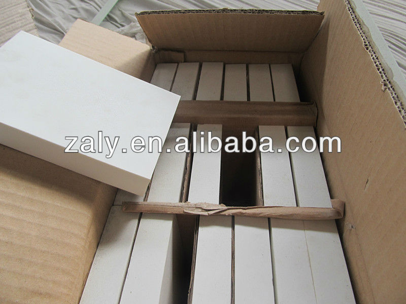 Wear resistant Alumina ceramic lining board or tile