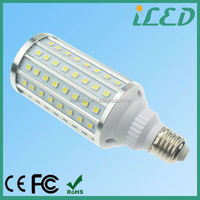 CE ROHS listed Aluminum Frame 7w 10w 18w 27w 30w SMD AC 220V B22 corn led light