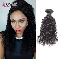 2016 Top Sale Tightly Weft Unprocessed Kinky Curly Peruvian 100% Virgin Human Full Cuticle Hair Bulk