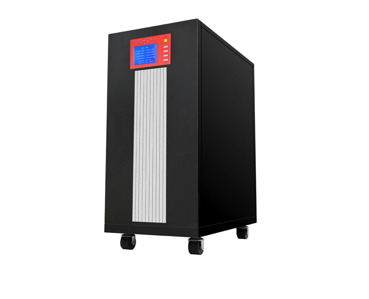 40KVA Three Phase UPS for industrial field with solar inverter charger mppt 230v 50hz