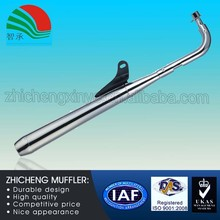 Cheap Wholesale Motorcycle Silencer in Motorcycle Exhaust System with High Performance JH-70CC