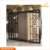 Page turning ceramic tile display rack exquisite design stone display stand