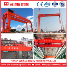 Chinese Single Or Double Girder Overhead Crane Gantry Crane Manufacturer