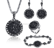 Super Fashion Elegant Unique Design Crystal Beauty Jewelry Tool Necklace Jewelry