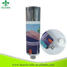 New 2016 Hand Cream Aluminum Cosmetic Tube