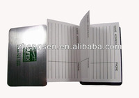 Address phone directives book / thin paper print notebook
