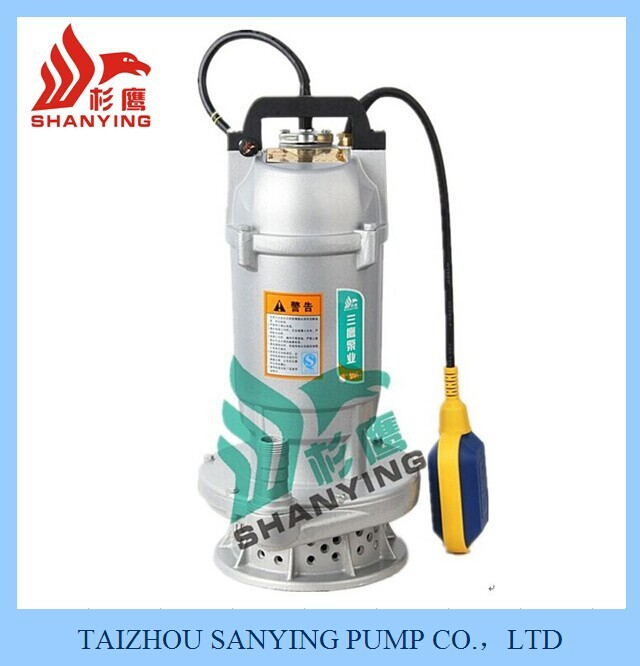 Chinese 05hp/0.75hp/1hp/1.5hp Centrifugal Submersible Water Pump For Clean Water