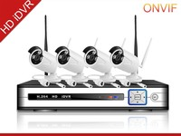 HD iDVR new arrival wireless 2.4 G strong wifi signal best wifi home surveillance system