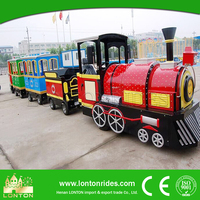 Factory Equipment For Sale Passenger Trains For Sale Electric Trackless Train