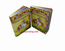 printed baby book,children educational story books
