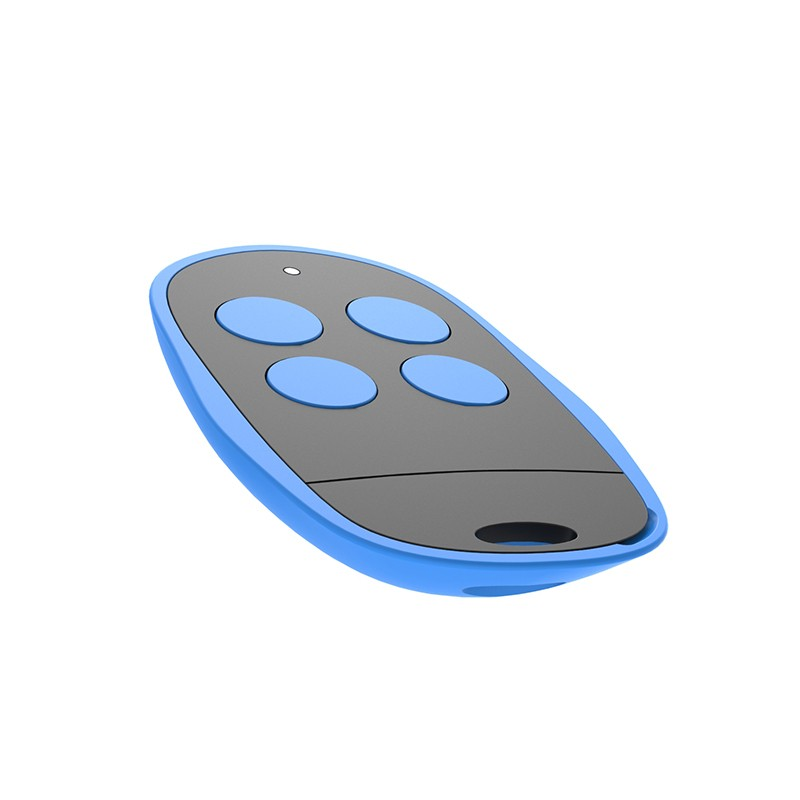 4 keys radio transmitter remote control
