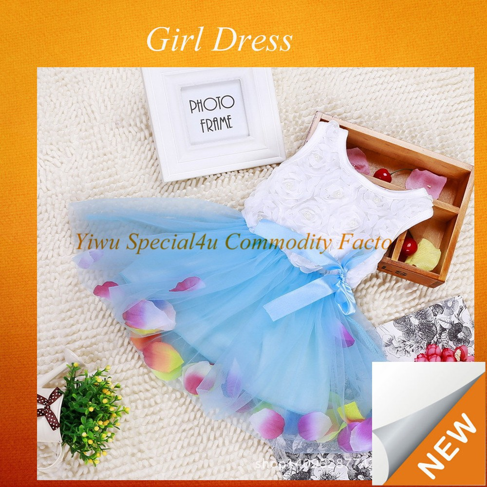 new beauty new model 3 year old dresses for girls of 10 year old SPXC-246