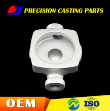 Baida customized Precision Casting Hot Dip Galvanized Ship Mooring Cleat/lost wax casting precision casting parts