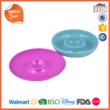 Xiamen Supplier Plastic Melamine Chip And Dip Bowls