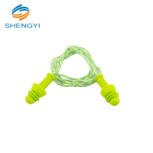 Best sell christmas tree shape silicone ear plug