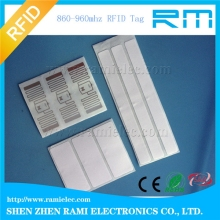Super quality most popular uhf rfid tag sticker for clothing
