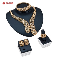22k gold jewellery dubai wholesale jewelry set low price