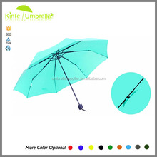 New products folding uv vinyl hand sun umbrella made in China