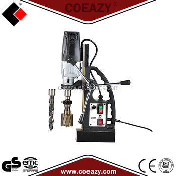 V9050A 1500W Magnetic Drill with 50mm Core Cutter