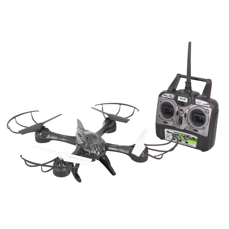 2016 new 4 wings basic version transmission rc drone with camera