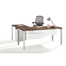 L shape office desk IB151 standard furniture office furniture dimensions