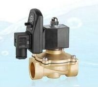 2w-160-15 1/2 inch brass/stainless steel normal close irrigation solenoid water valve with timer