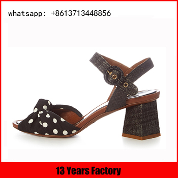 14 years factory china wholesale new model girls latest high heel sandals