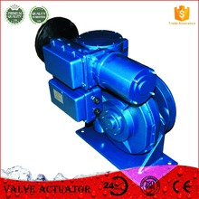Customization Supported Lifting Height Electronic Actuator For Plug Valve