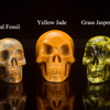 Hot Wholesale Carved Crystal Skull Gifts