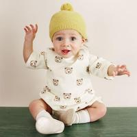 New style pure cotton baby dress baby clothes