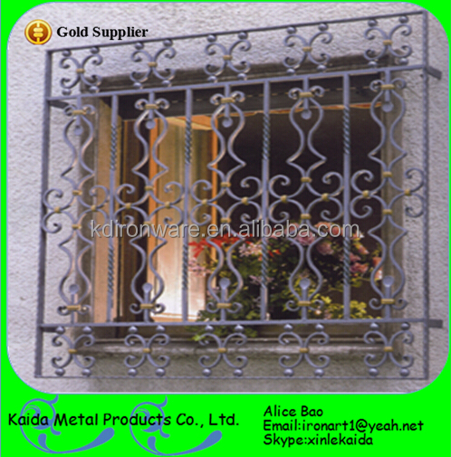 Modern french sliding window steel window grill design for Window design pakistan