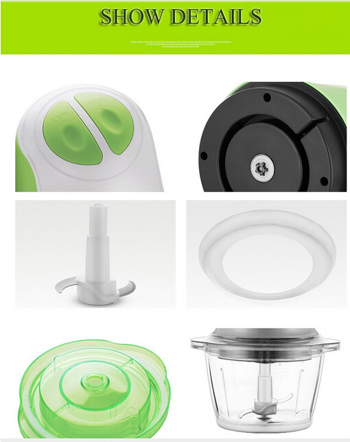 Hot sale mini Baby food chopper Mini Meat Grinder for sale