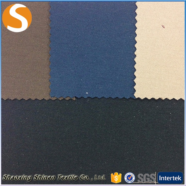 Top quality polyester nylon roma jersey knitting fabric for garment