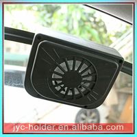 factory price with top quality solar auto ventilation fan ,NC004 2w car fan