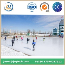 One complete ice rink dasher board and glass system,ice skating rink dasher board,HDPE SHEET for hockey ice rink barrier and fen