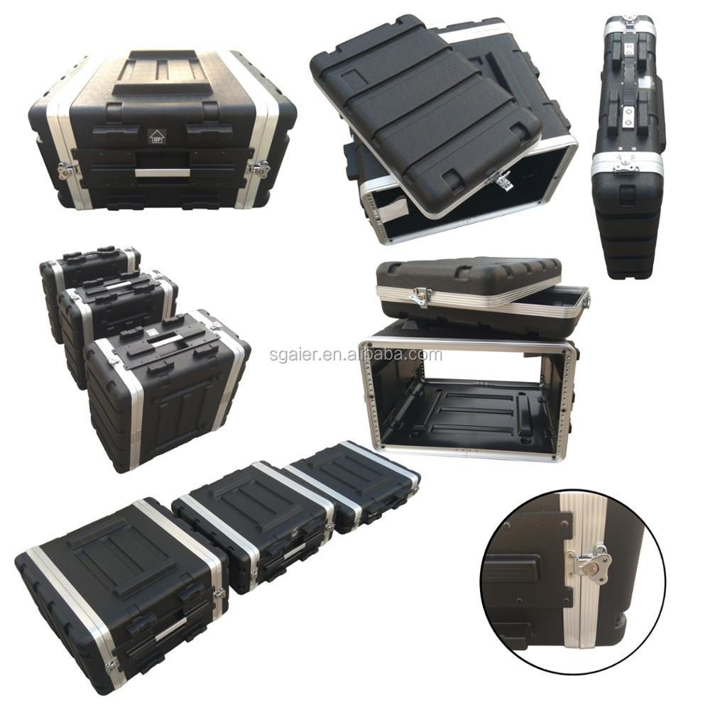 Durable robuste flight case en aluminium en gros