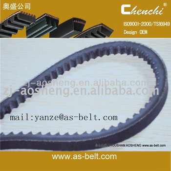 cutting side v belt / agricultural v belt 0077 5301 2514