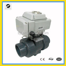 CTB series electric/motorised ball/butterfly valve for aotomatic operation,industrial humidifier