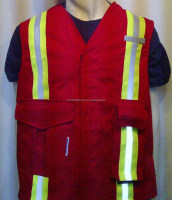 RIGGER/SIGNALMAN CUSTOM SAFETY VEST WITH 3M EV STRIPING