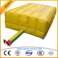 Jumping Inflatable Emergency Device Rescue Air cushion