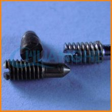 Low cost sheet metal roofing screws