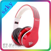 Foldable Wireless Bluetooth Stereo Headset mx777 Cool Headphones for Sale