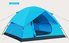 2014 Waterproof Easy-Folding 3-4 Person Camping Family Tent