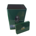 Dongguan Direct Manufacturer For High Grade Tin Tea Box