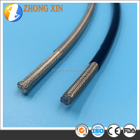 Brake system stainless steel Teflon brake hose ptfe tube