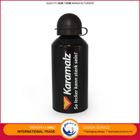 Buy China Products Wholesale Drinking Aluminum Water Bottles 400ML