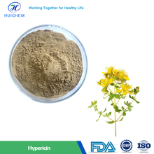 Professional Manufacturer Supply Best St Johns Wort Extract/ Hypericin Perforatum Extract