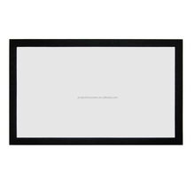 "240""16:9 frame projection screen/picture frame screen"
